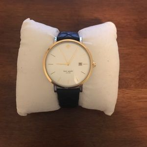Kate Spade New York Quilted Strap Watch